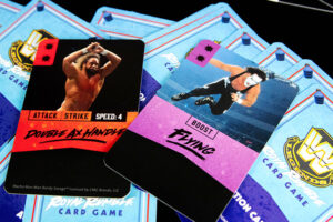 WWE Royal Rumble Card Game Cards