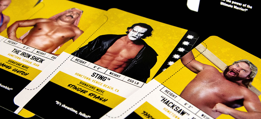 WWE Royal Rumble Card Game Review