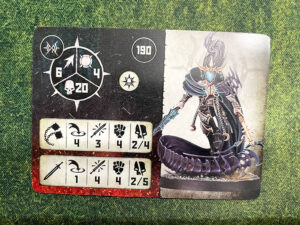 Warcry: Catacombs Card