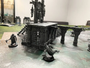 Warcry: Catacombs Terrain