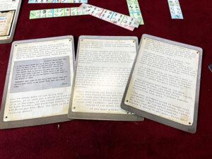 Break In Alcatraz Cards