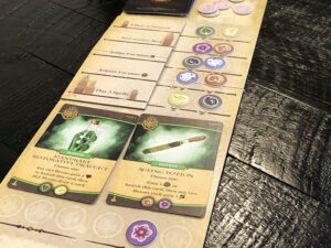 Charms and Potions Expansion Potions