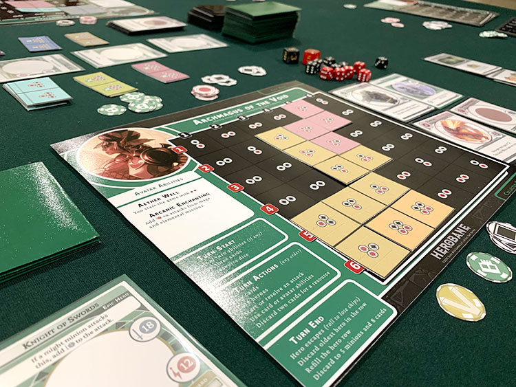Herobane Game Impressions