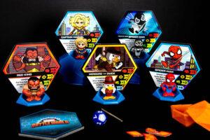 Marvel Battleworld Characters