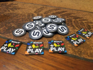 Scout! Tokens