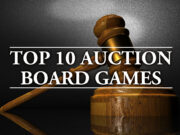 Top 10 Auction Board Games