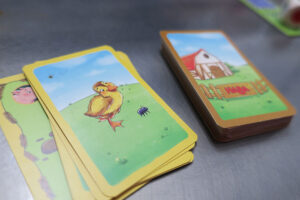 Barnyard Bunch Cards