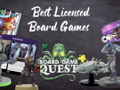 Best Licensed Board Games