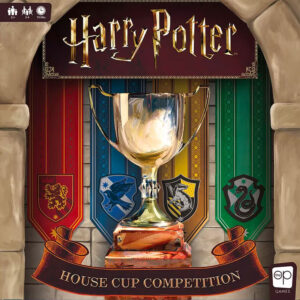 Harry Potter House Cup Compeition