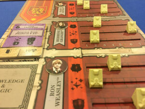 Harry Potter House Cup Competition Track
