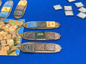 Imhotep: The Duel Boats