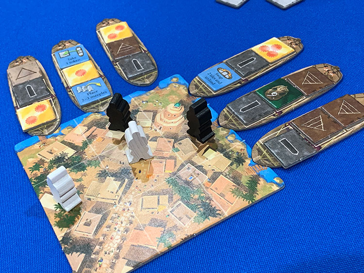 Imhotep: The Duel Game Experience