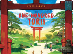 The One Hundred Torii