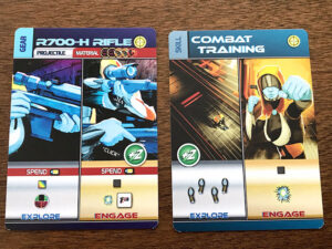 Silicon Saga Cards
