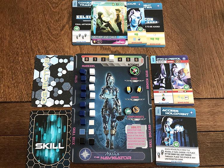 Silicon Saga Gameplay