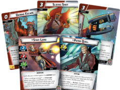 Star Lord Cards