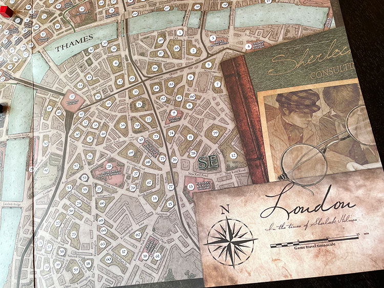 Sherlock Holmes Consulting Detective Game Experience