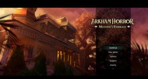 Arkham Horror Mother's Embrace