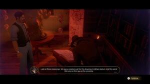 Arkham Horror Mother's Embrace Plot