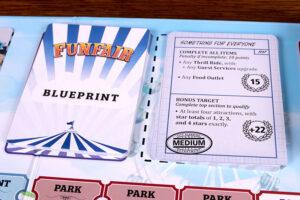 Funfair Blueprints