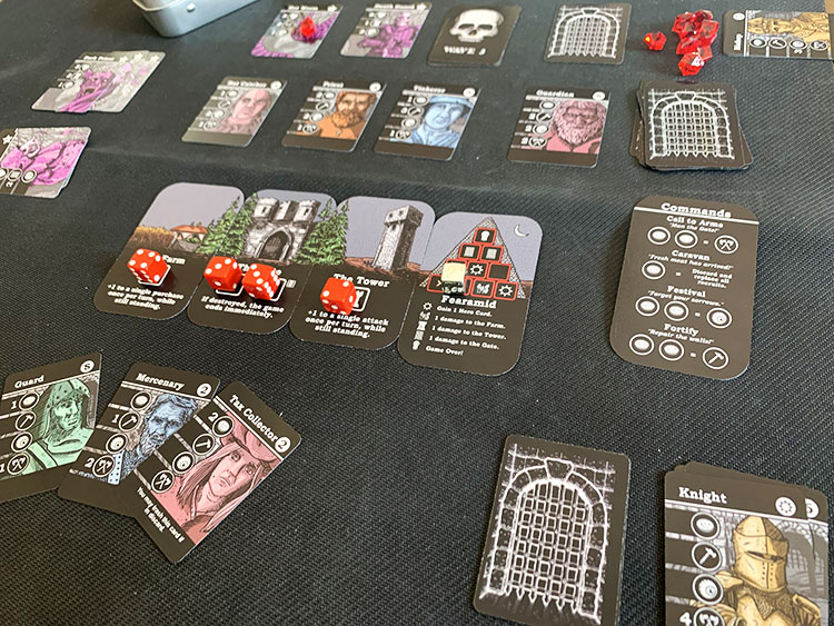Gate Game Experience