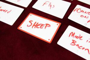 Master Word Sheep