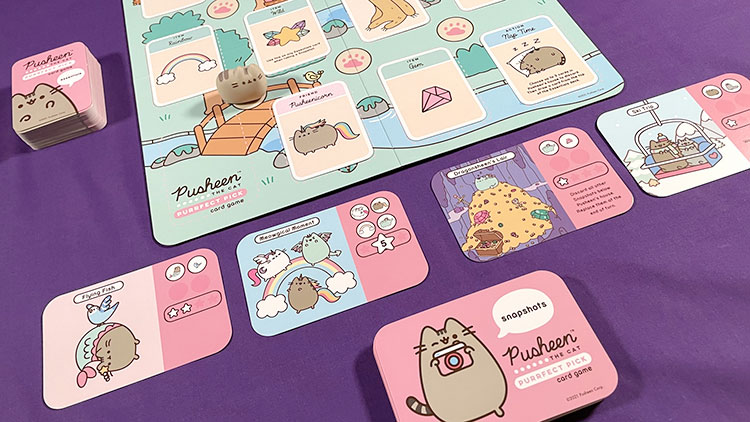 Pusheen Purrfect Pick Game Experience