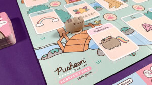 Pusheen Purrfect Pick Gameplay