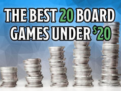 The Best Board Games Under $20