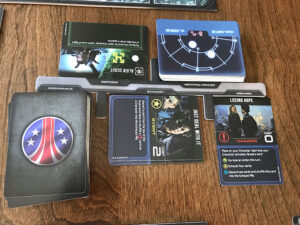 Aliens: Another Glorious Day in the Corps Cards