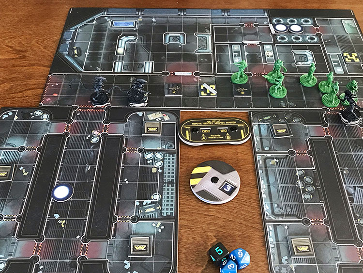Aliens: Another Glorious Day in the Corps Game Experience