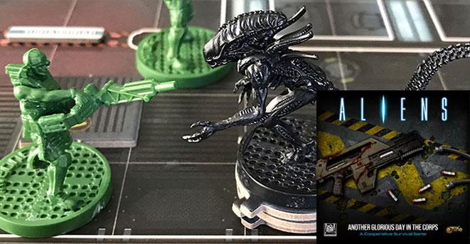 Aliens Gameplay