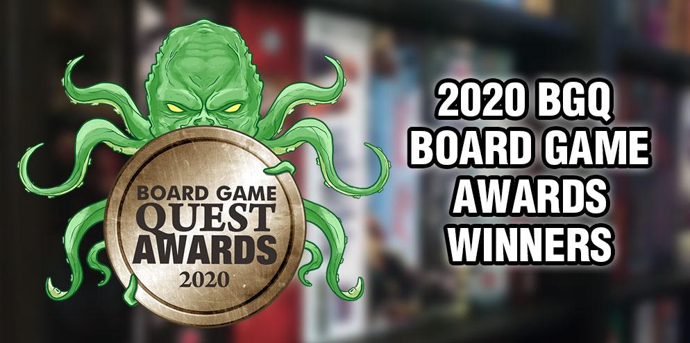 2020 Board Game Award Winners