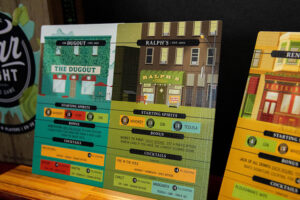 Bar Fight Cards