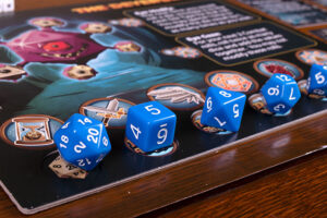 Die in the Dungeon Dice