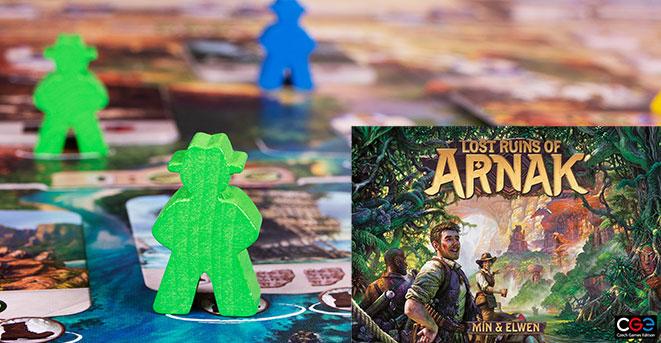 Lost Ruins of Arnak Gameplay