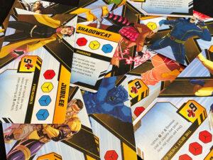 X-Men: Mutant Insurrection Heroes