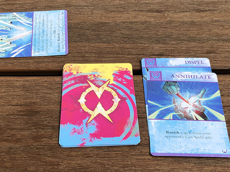 Duel of Wands Cards