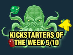 Kickstarters of the Week