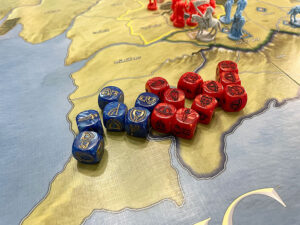 War of the Ring Dice