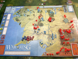 War of the Ring Map