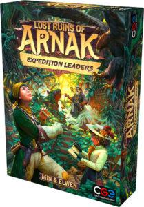 Arnak Expansion
