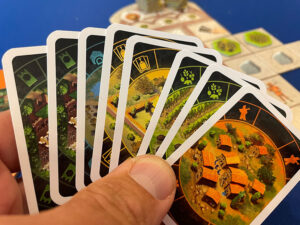 The Castles of Tuscany Cards