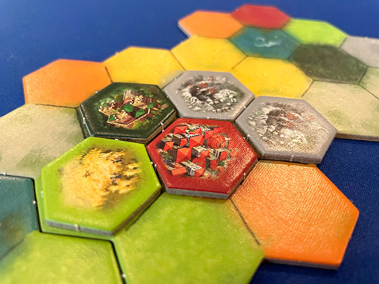 The Castles of Tuscany Game Experience