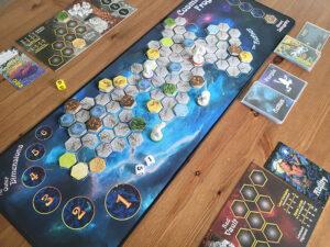 Cosmic Frog Gameplay