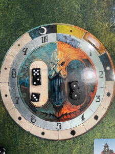 Warhammer Quest: Cursed City Dial