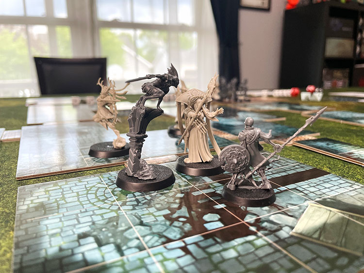 Warhammer Quest: Cursed City Game Experience