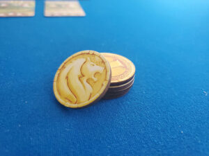 Lions of Lydia Coin