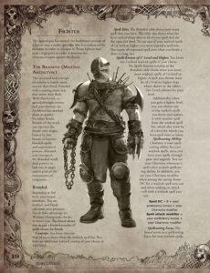 Planet Apocalypse Sourcebook Character Options