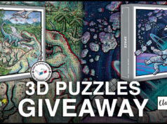Puzzle Giveaway